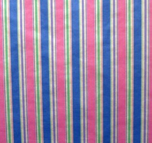 Stripes Gift Wrap Paper