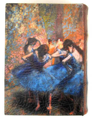 Degas Secret Book Box1