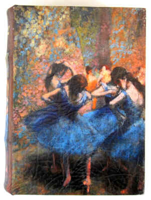 Degas Secret Book Box