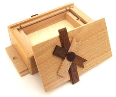 Puzzle Boxes Wild West